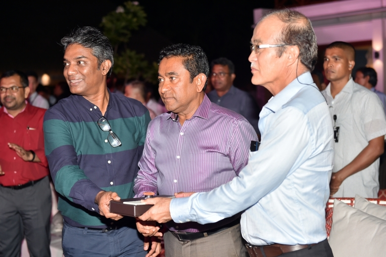 Mercure Kooddoo Maldives Resort Opening